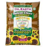 Dr. Earth Natural Choice Compost Mix 1.5 cu ft