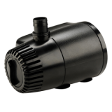 Pond Boss Adjustable Pump w/ Auto Low Water Shut Off 130-185 GPH