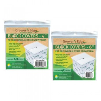 Block Covers 6 in 40/Pack