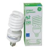 GE Compact Fluorescent 42 Watt 2700K Bulb