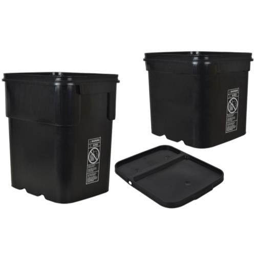 2395adaf67547 EZ Store Container Bucket 13 Gallon - GrowGiant.com