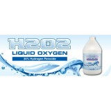 H2O2 Liquid Oxygen 34% Gallon