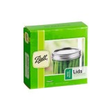 Ball Jars Wide Mouth Lids 12/Pack